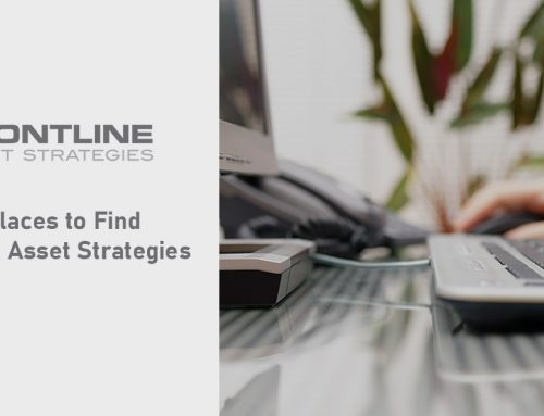 Official Places to Find Frontline Asset Strategies Online