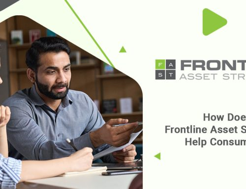 How Does Frontline Asset Strategies Help Consumers?